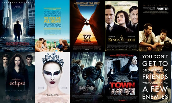 Pop Poll: What Was the Best Dramatic Movie of 2010?