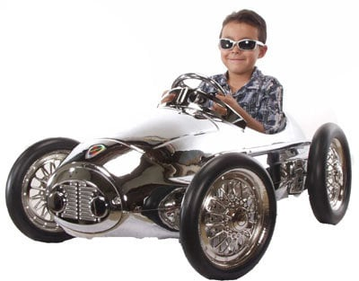 Chrome Pedal Racer ($510)