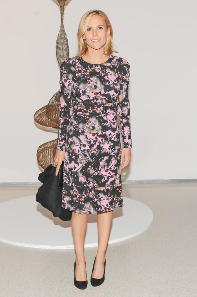 Tory Burch at a private dinner at Christie's in New York.  Source: Neil Rasmus/BFAnyc.com