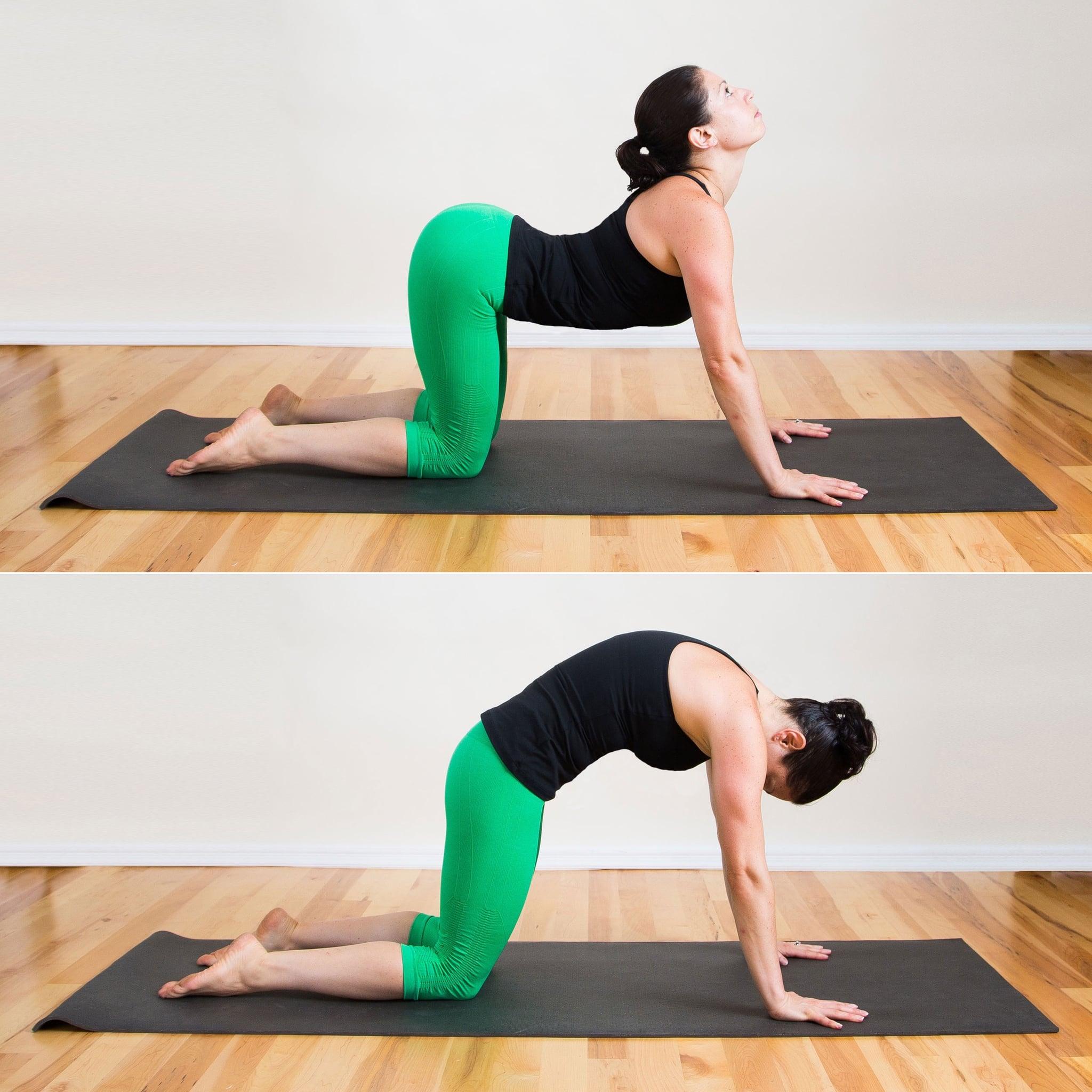 Cara mengecilkan perut dengan senam yoga sexual health