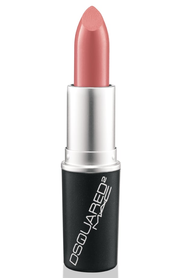 DSquared Lipstick in Nude Rose ($14), a sheer light neutral pink