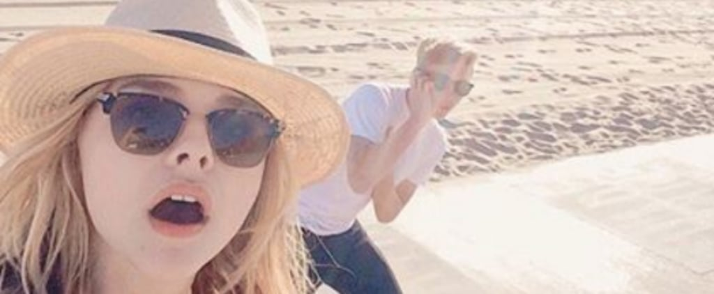 Chloë Grace Moretz and Brooklyn Beckham Already Have a Whole Scrapbook of Lovely Snaps
