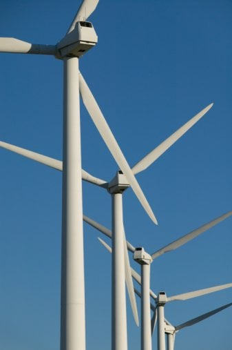 This Just In:  Wind Could Fuel Britain's Homes by 2020