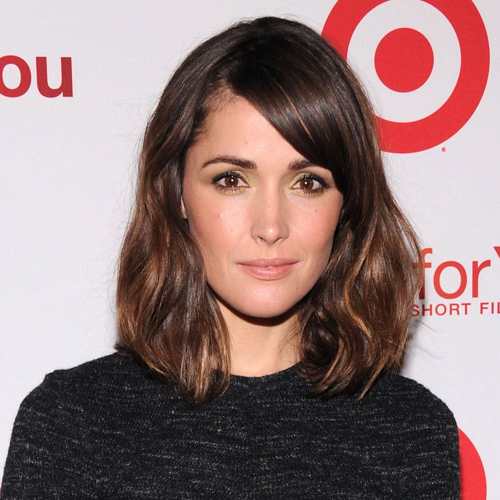 """""""I recently cut my hair to just above shoulder length (actually I'm due for a trim) because I felt really 'blah' with longer hair. Rose Byrne is one of my hair crushes and even though I will never achieve her hair simply because my texture is not the same, with a bit of heat styling and the right salt spray/texturising product I'll hopefully get a similar result!"""" — Jess, PopSugar editor"""