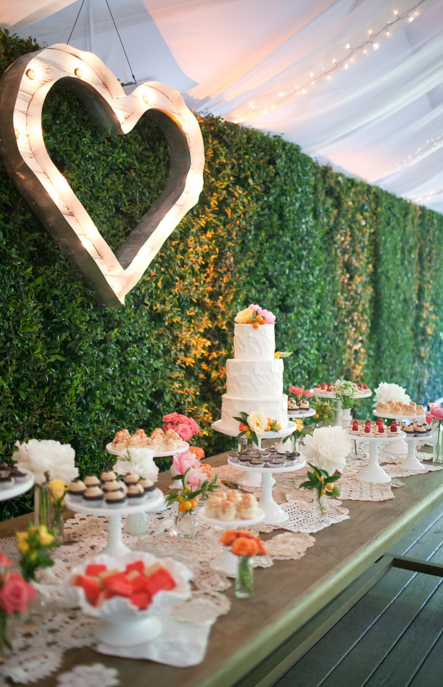 Dessert Table Marquee