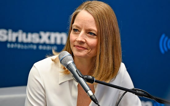 FROM EW: Jodie Foster on Hollywood's Wage Gap: 'It's Hard to Get Interested in Millionaires Worried About Who Gets Paid More'