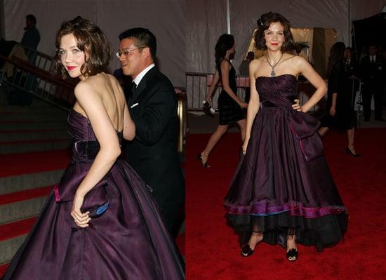 The Met's Costume Institute Gala: Maggie Gyllenhaal