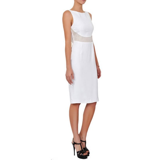 Sheer is revealing yet demure, an enticing choice as we head into the cooler months.— Laura, shopstyle.com.au country manager Dress, $250, Bec & Bridge at Zara Bryson
