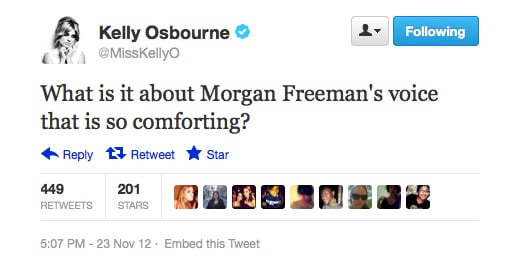 We'd love to know, Kelly O!