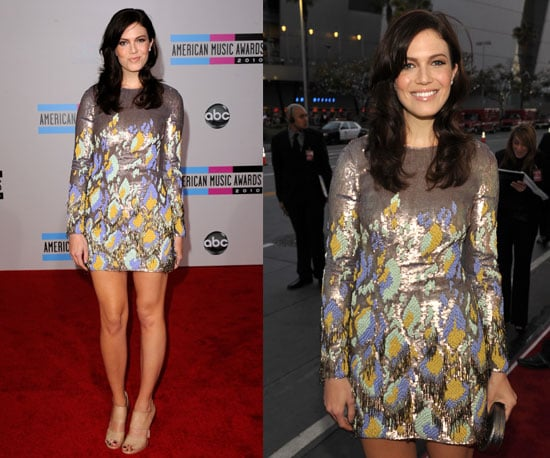 Mandy Moore at 2010 American Music Awards