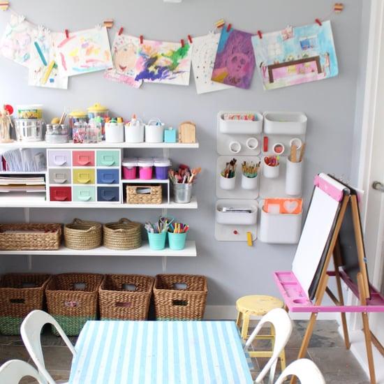 How to Make Kids Playrooms More Creative