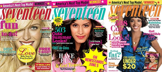 Which America's Next Top Model Has the Best Seventeen Magazine Cover?
