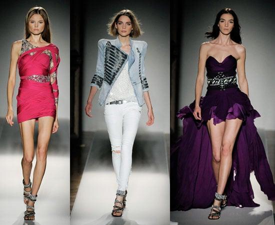 Paris Fashion Week, Spring 2009: Balmain