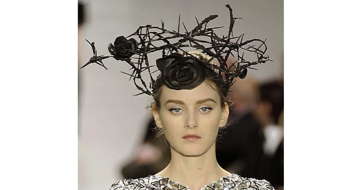 Do you appreciate haute couture hair popsugar beauty for Haute hairie