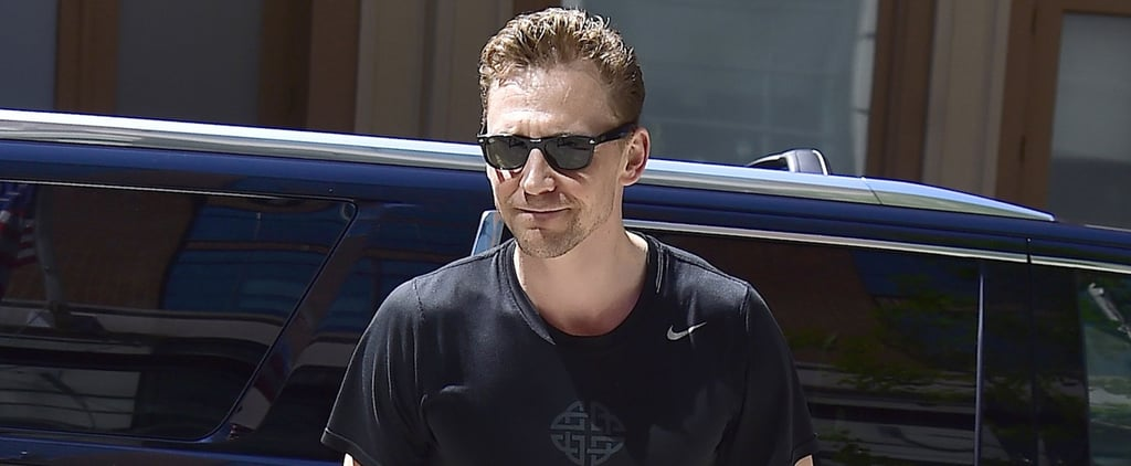 Tom Hiddleston Hits the Gym After His Beachside Makeout Session With Taylor Swift