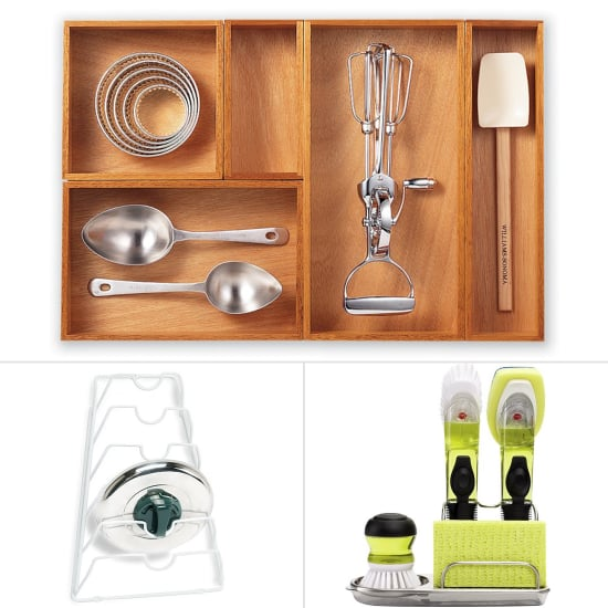Kitchen Organizing Tools For Clutter-Free Convenience