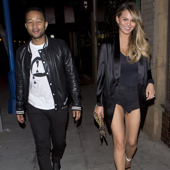 Chrissy Teigen and John Legend Out in LA May 2016 | Pictures