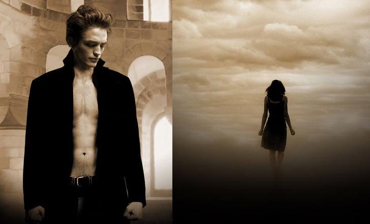 Robert Pattinson Shirtless