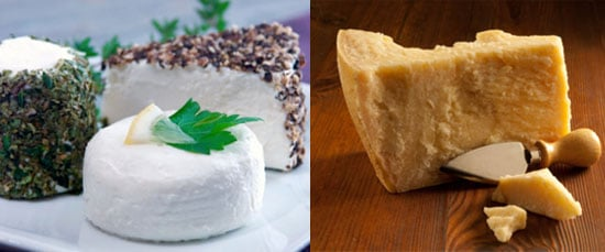 Would You Rather Eat Soft or Hard Cheese?