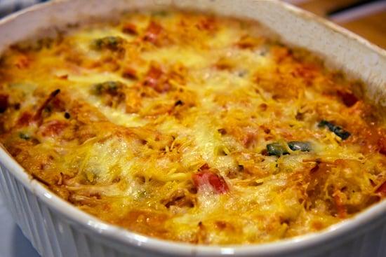 Cheesy Veggie Pasta Bake