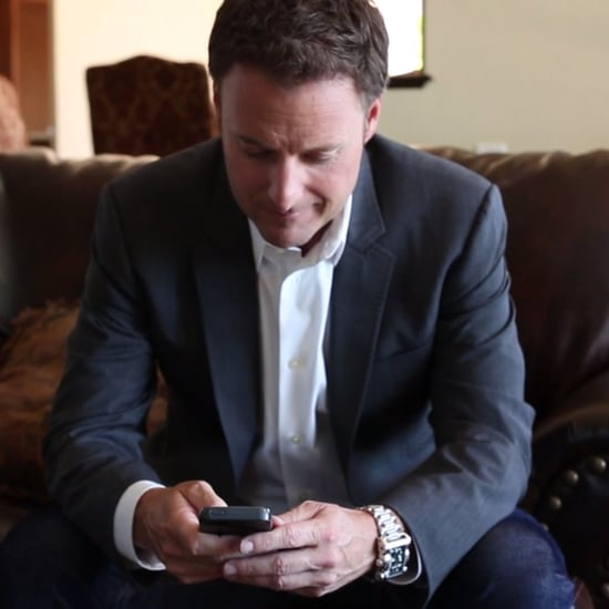 Chris Harrison Dating App | At First Sight