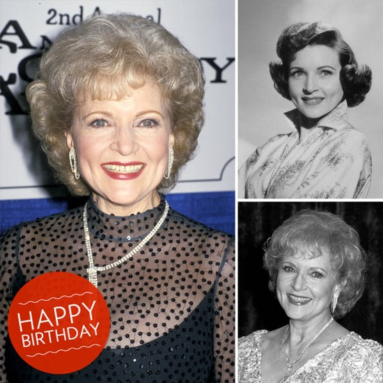 See Betty White Through the Years