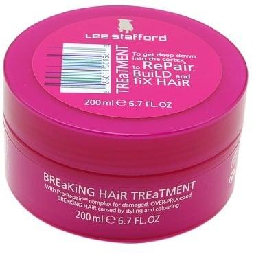 Lee Stafford Breaking Hair Treatment