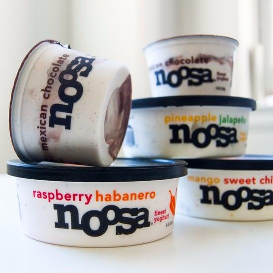 Noosa Yoghurt Sweet Heat Flavors