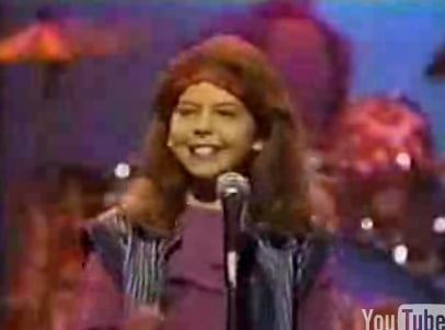 "Flashback: Kids Incorporated Singing ""Physical"""