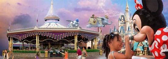 Walt Disney World Restaurant Bans Children