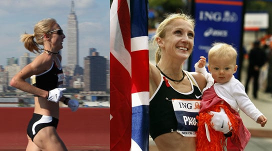 Mommy Marathoner Wins NYC Marathon!