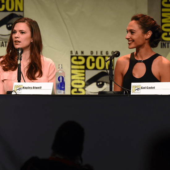 Women Who Kick Ass Panel at Comic-Con 2015