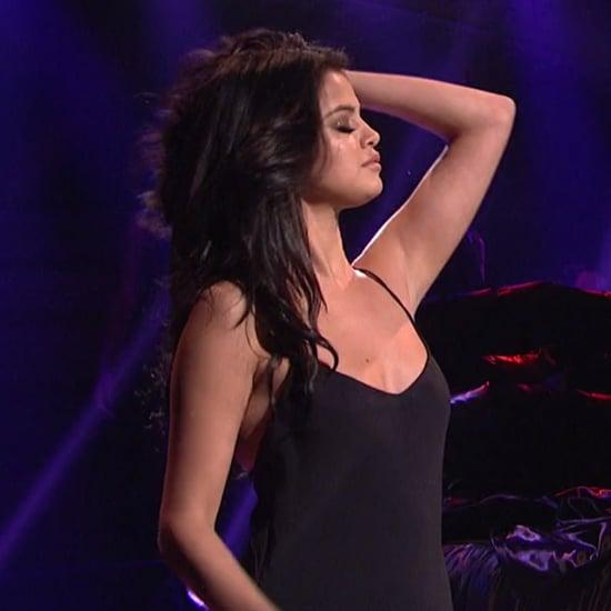 Selena Gomez Saturday Night Live Dresses 2016