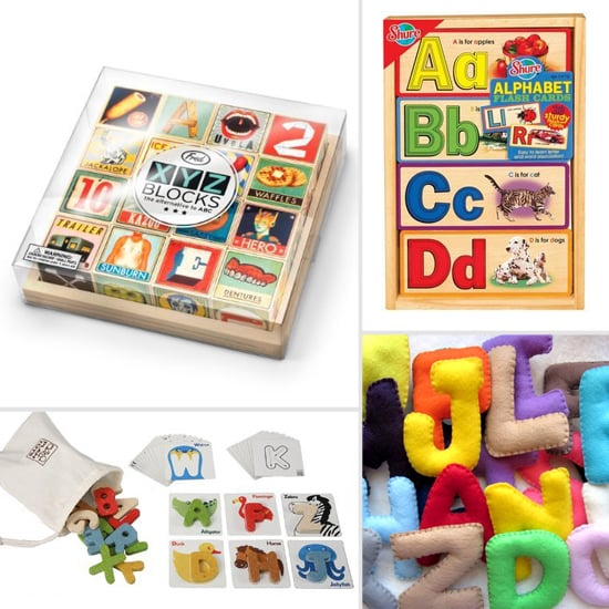 Alphabet Toys to Introduce Your Tot to Letters