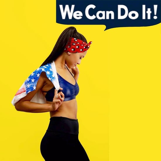 Rosie the Riveter Costume Ideas