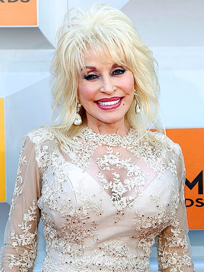 Dolly Parton on Why She Doesn't Leave Home Without Her Comfort Food - And How She Still Fits Into Those 'Tight-Ass' Costumes