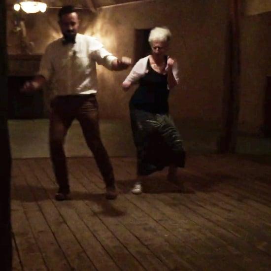 Mother-Son Zumba Wedding Dance Video