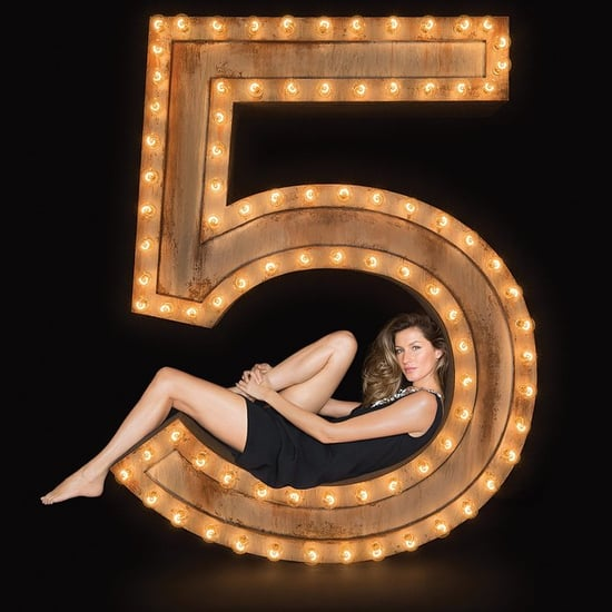 Gisele Bundchen for Chanel No 5
