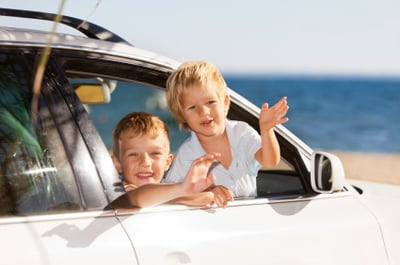 10 Tips for Road-Trips with Kids