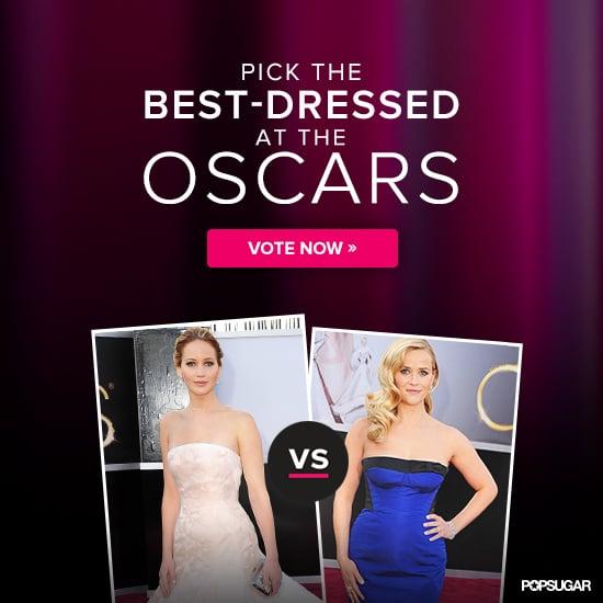 Oscars Best-Dressed Looks 2013