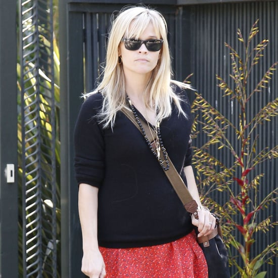 Reese Witherspoon Pregnancy News Pictures