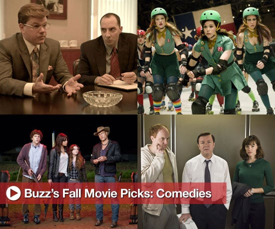 Buzz Slideshow of Fall Movie Picks That Are Comedies