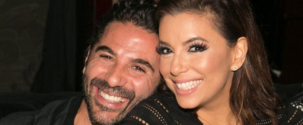 Sparks Fly at Eva Longoria's Engagement Party — See the Sweet Pics!