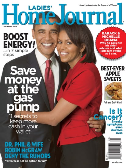 On the Newsstand: Barack and Michelle Open Up to the Ladies