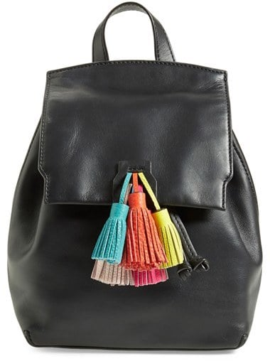 Rebecca Minkoff Leather Backpack ($345)