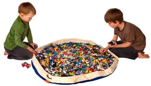 The Best Way to Swoop Up LEGOs