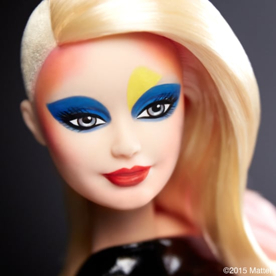 Barbie's Pat McGrath Beauty Look