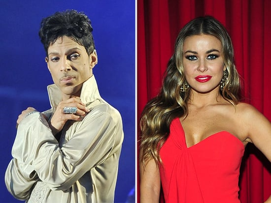 Carmen Electra on Prince's Sudden Death: I Am 'Heartbroken to Hear About the Loss of My Mentor'