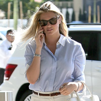 Kate Upton Street Style | October 2015