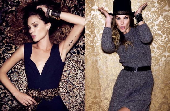 Pictures of Erin Wasson in Elle Spain